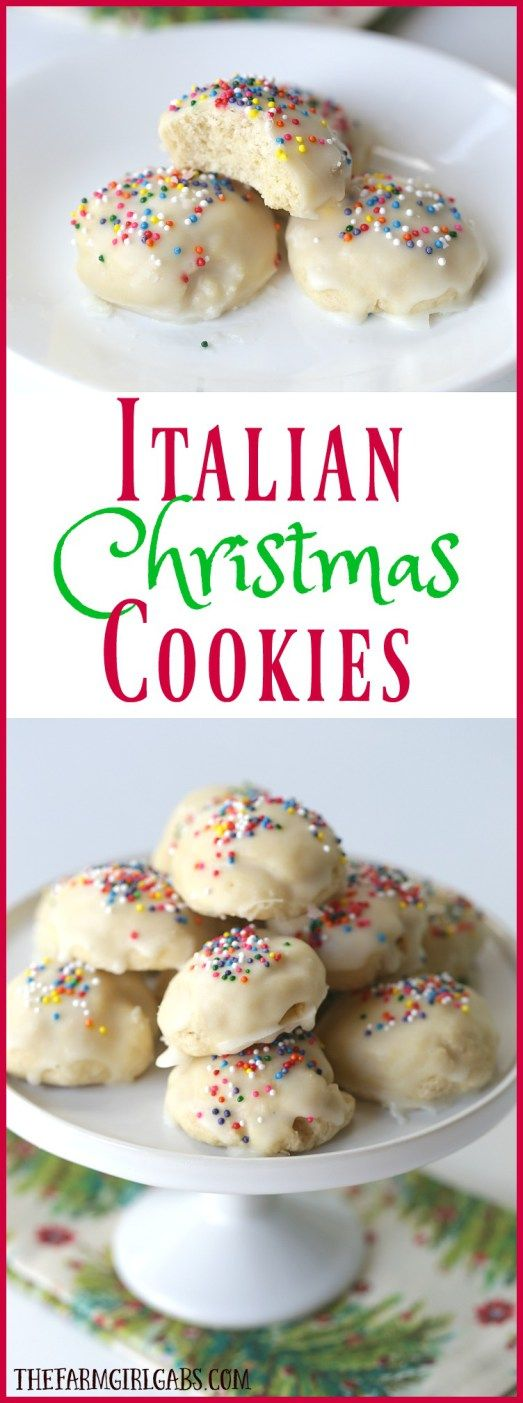 italian christmas cookies are a delicious cake like cookie with a hint of anise and sweet sugar. Black Bedroom Furniture Sets. Home Design Ideas