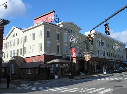 Yankee Pedlar Inn Torrington