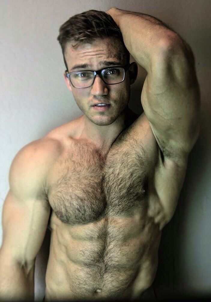 Free videos of hairy men