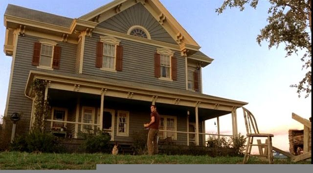 M Night Shyamalan House Farmhouse from the mov...