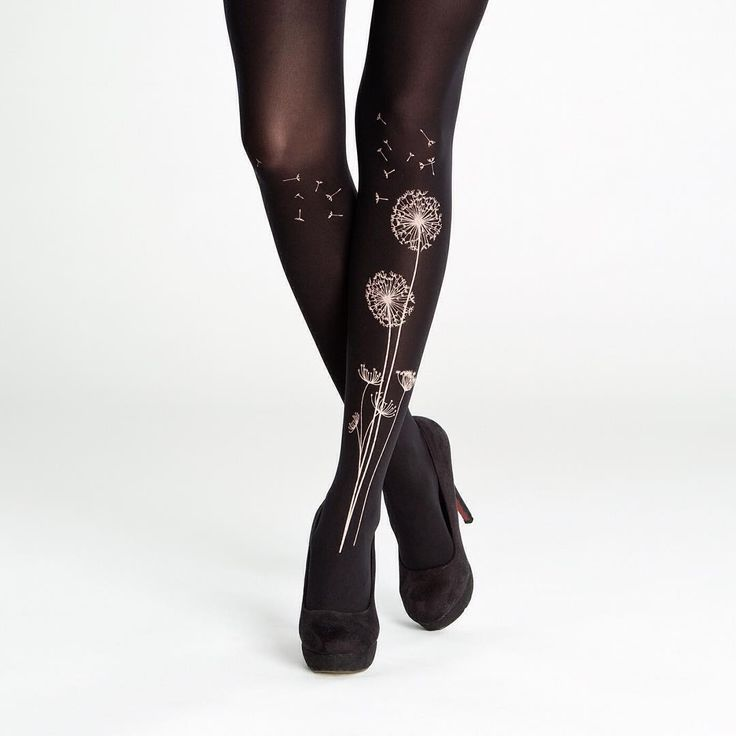 virivee: Our beloved Dandelion tights.   50 denier, matte, opaque, soft touch microfibre tights.