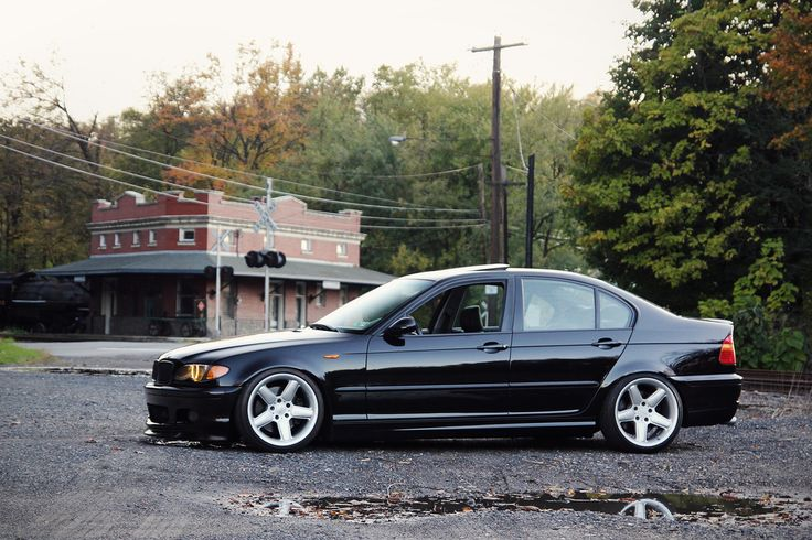 bmw e46 sedan AC schnitzer type 1s - Google Search
