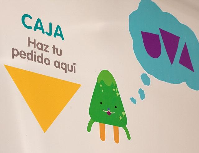 Uva, enviromental graphics. 2013