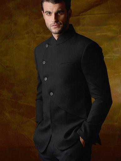 sophisticated Jodhpuri suit