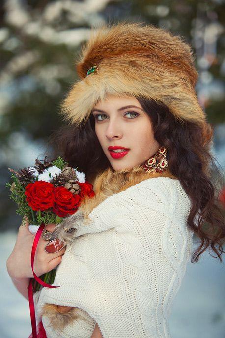 Зимняя свадьба. Организация свадьбы зимой от свадебного агентства KAZKOVO