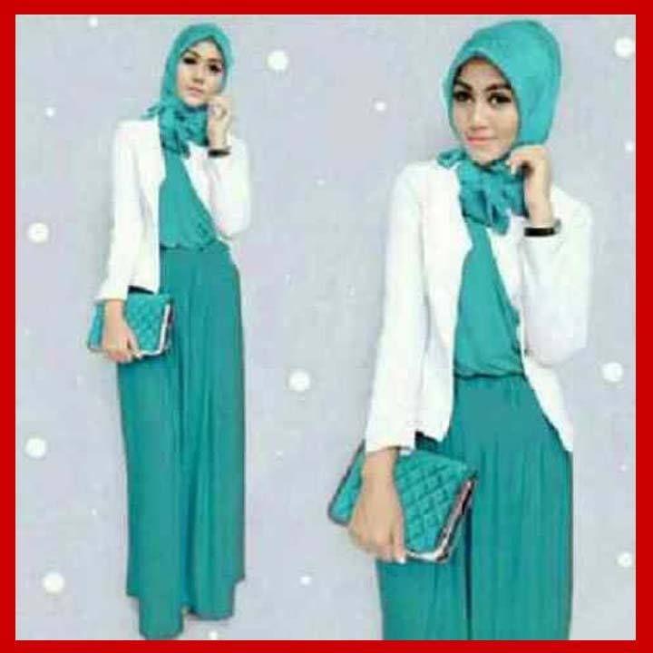 baju muslim modern terbaik model terbaru