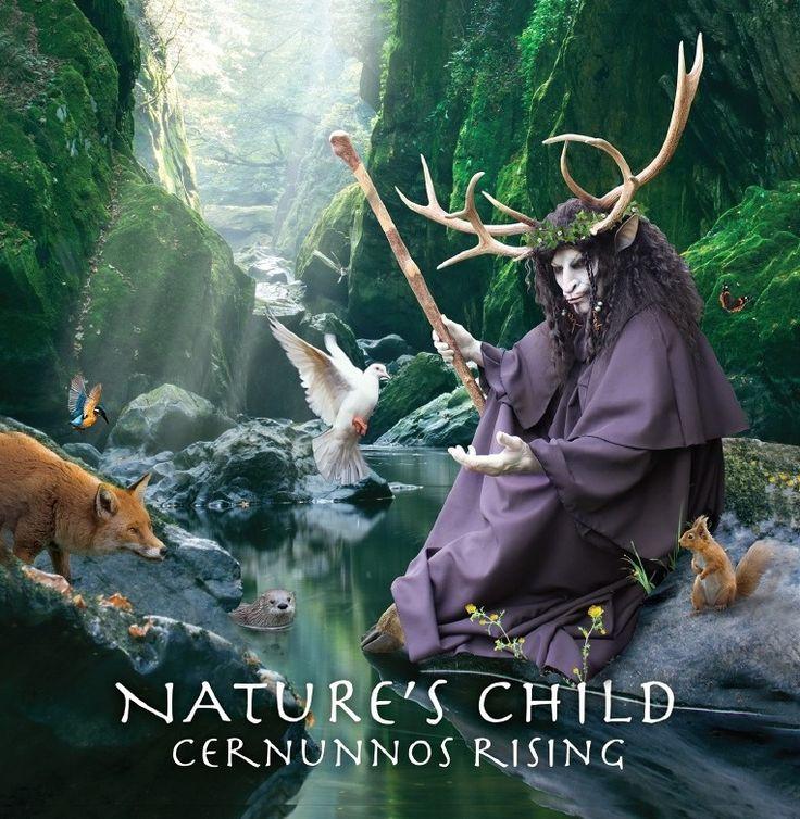 Nature's Child: The  New Album from Cernunnos Rising