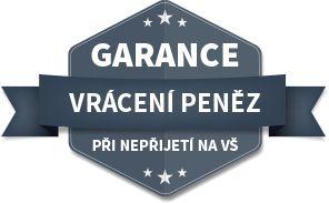 logo garance vrácení peněz