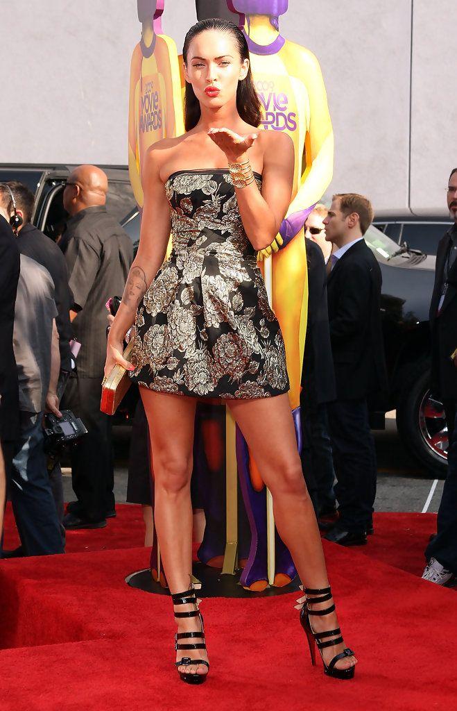 Megan Fox Photos: 18th Annual MTV Movie Awards - Arrivals