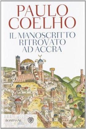 Il manoscritto ritrovato ad Accra - Coelho