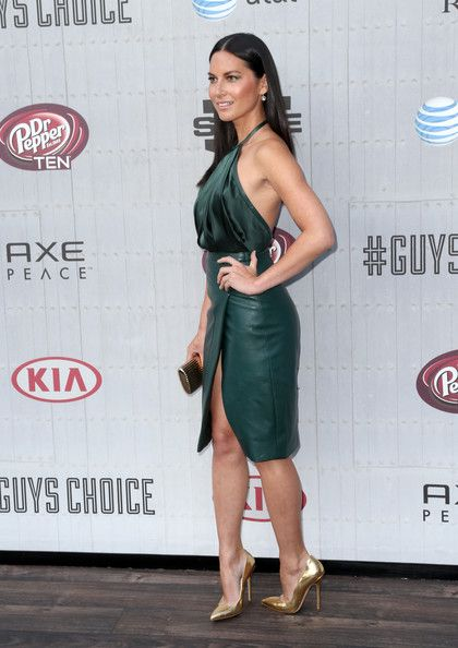 """Olivia Munn Photos - Actress Olivia Munn attends Spike TV's """"Guys Choice 2014"""" at Sony Pictures Studios on June 7, 2014 in Culver City, California. - Spike TV's """"Guys Choice 2014"""" - Arrivals"""