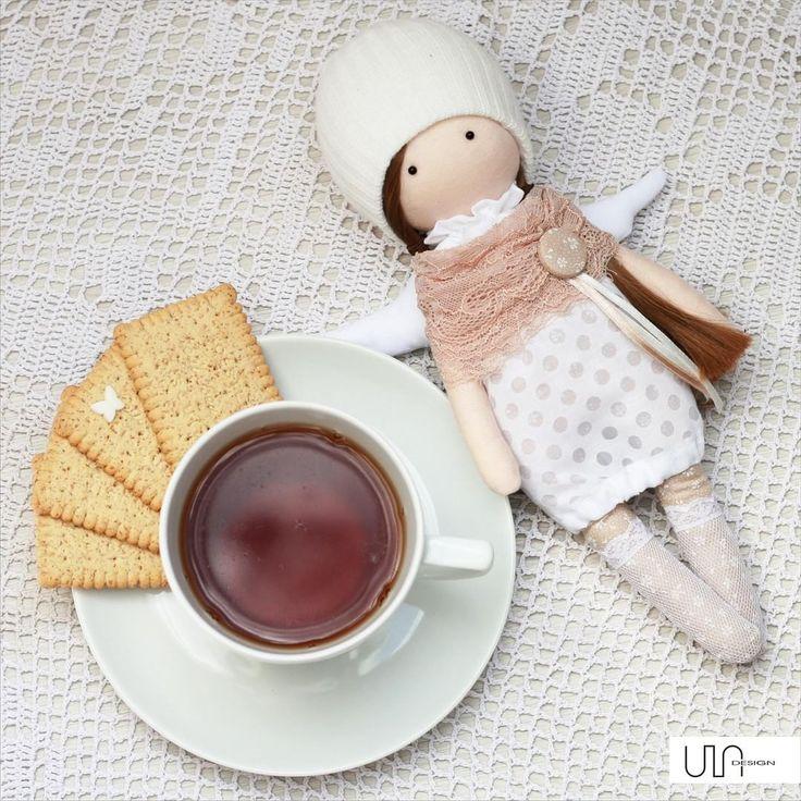 "62 Likes, 10 Comments - ULAdesign (@ula.design.handmade.angels) on Instagram: ""#ULAdesign #Ludmiła #Ludwika #angels #tilda #doll #handmade #handmadedoll #handmadeangel…"""