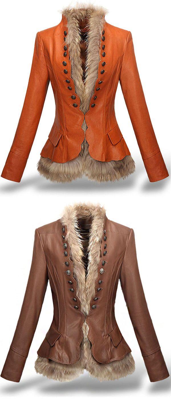 Wrapped Luxury Faux Fur Coat