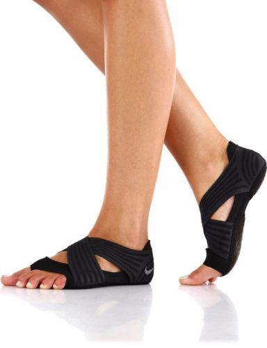 3 Dance 684861 Black Nike Training Yoga Wrap Shoe Women's Nwb Studio wqatpff6