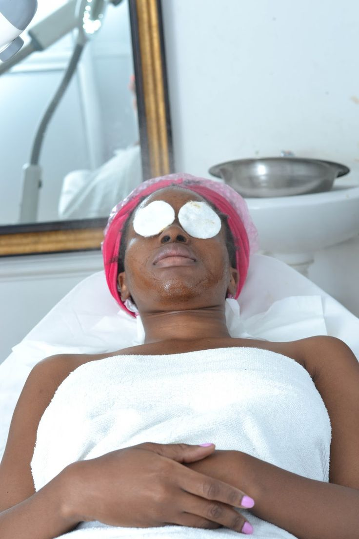 Vip spa treatment at Maison de beaute. Spas in Lagos. Lagos spa treatments