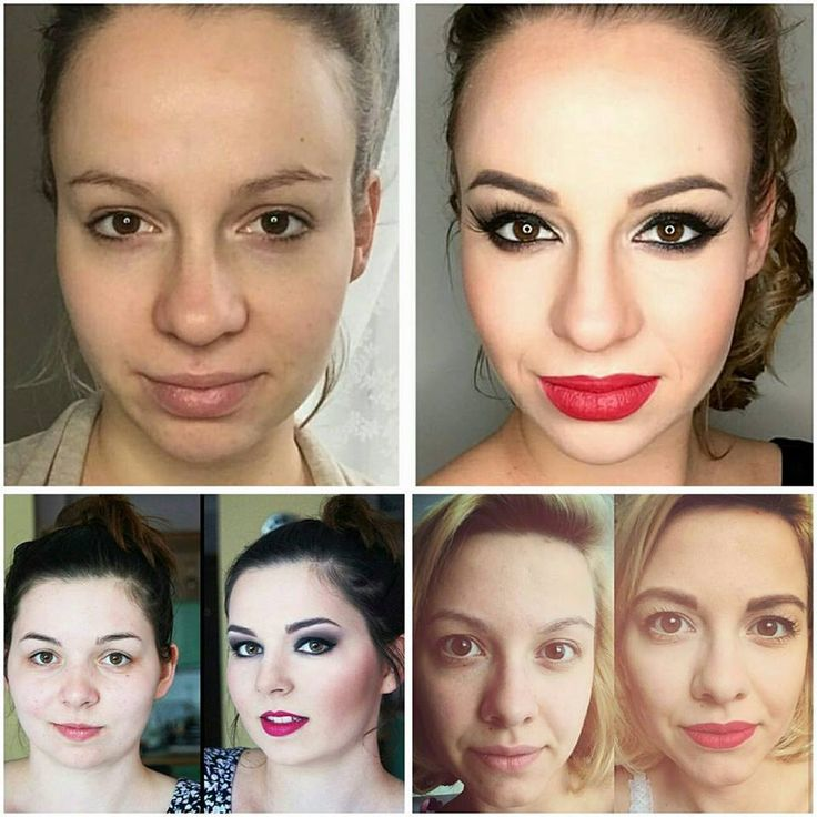Before and After FM Cosmetics