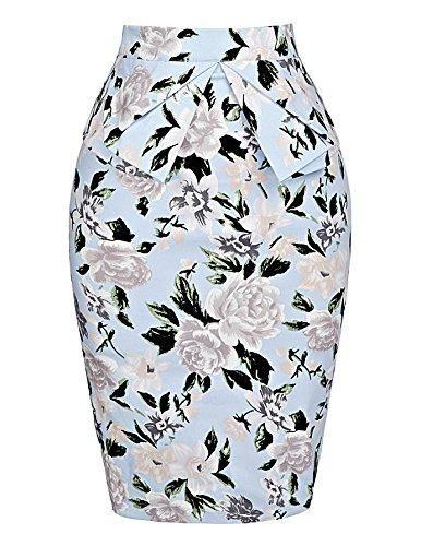 PrettyWorld Vintage Dress Grace Karin Slim Vintage Pencil Skirts For Women