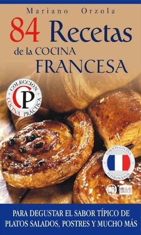 84 recetas de cocina francesa