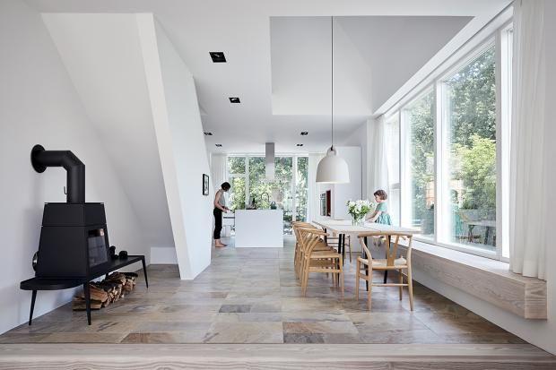 Modernes Satteldachhaus Mit Backsteinfassade In 2020 Backsteinhauser Schoner Wohnen Und Schoner Wohnen Haus