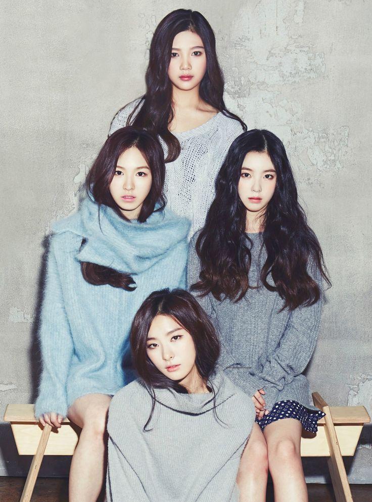 Red Velvet – IZE Korea Magazine Vol.08