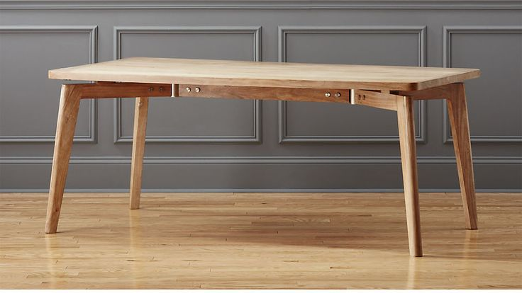 finmark dining table - a great hand-built look at retail pricing!  $799