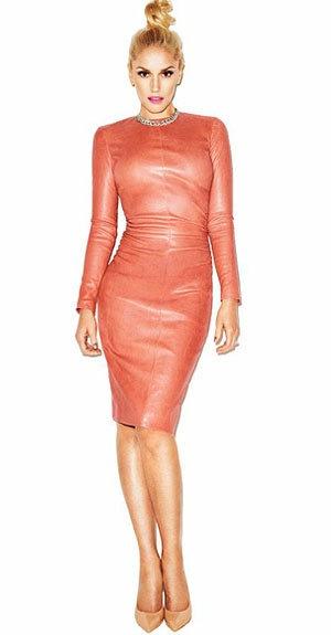 Gwen Stefani for Harper's Bazaar September Issue