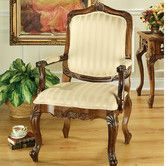 Found it at Wayfair - St. Enimie Fauteuil Masters Cotton Arm Chair