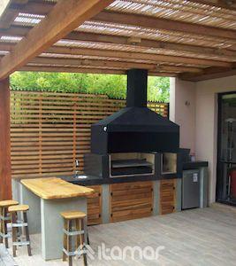 Quinchos terraza quincho y piscina en 2019 quinchos for Casa moderna quincho