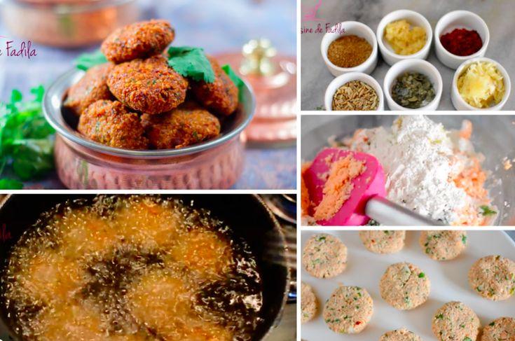 Les beignets de lentilles Indiens, pour se régaler en mangeant sain