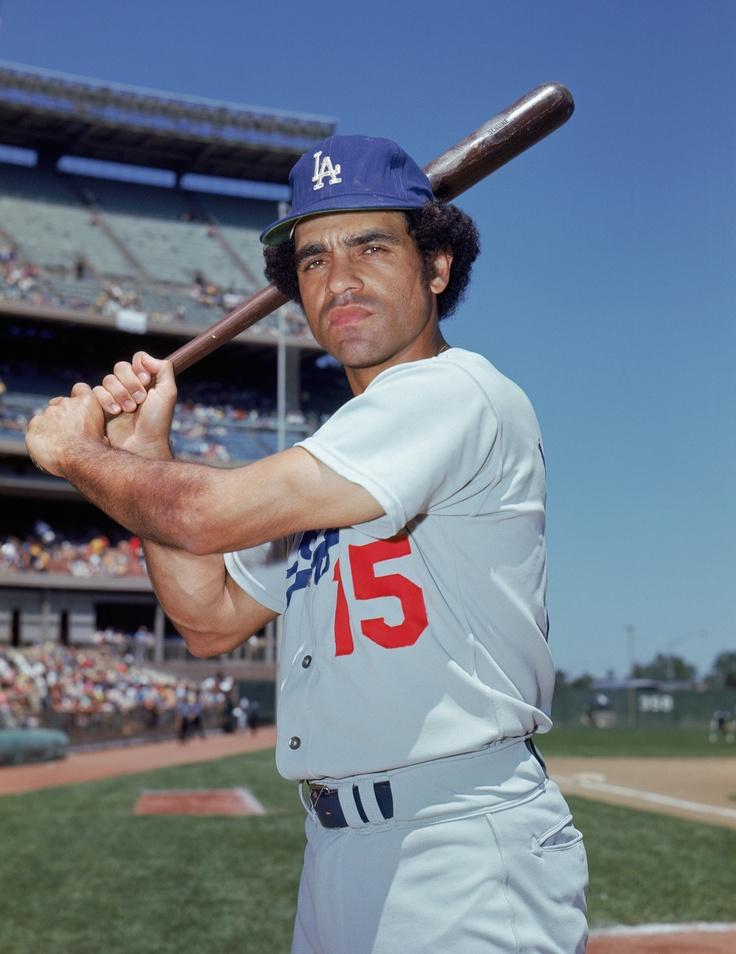 2B Davey Lopes, Dodger All-Star 1978-1981 #VoteDodgers
