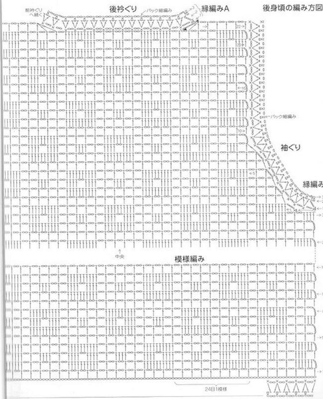 7135 mejores imágenes de Crochet Charts en Pinterest | Ganchillo ...
