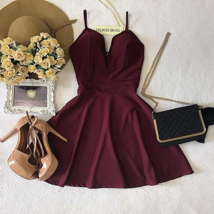 Vestido En 2019 Ropa De Chicas Ropa Tumblr Y Moda De