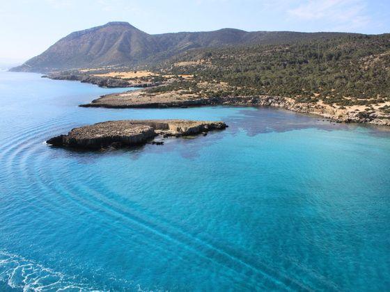 Blue Lagoon, Latchi #cyprus #latchi #sunvil