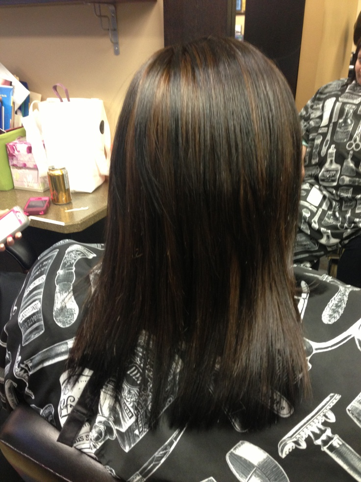 10 Best Images About Highlight Lowlight Hair Color Ideas On Pinterest