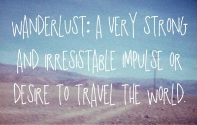 I have this.: Travelbug, Travelquot, Food For Thoughts, My Life, Wanderlust Travel, Travel Bugs, One Words, Places, Travel Quotes