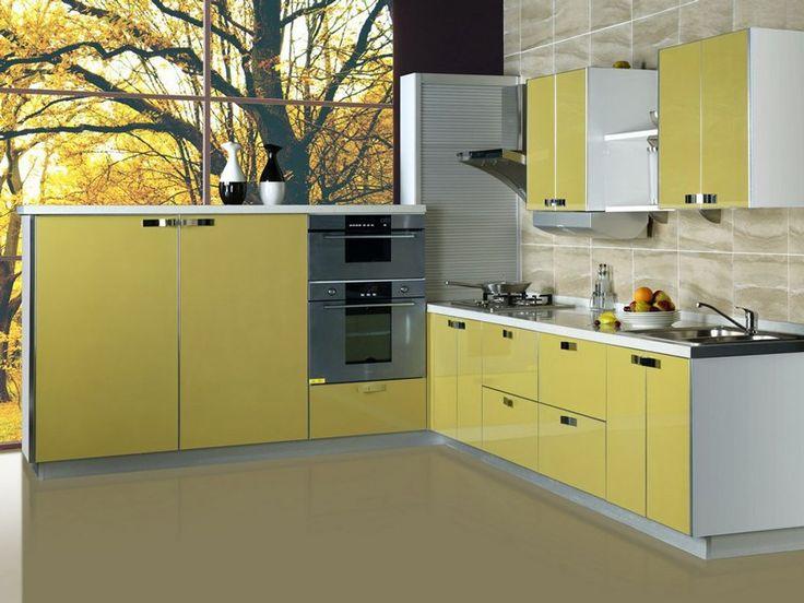 2318 besten k chen bilder auf pinterest innenr ume k che und esszimmer und k chen. Black Bedroom Furniture Sets. Home Design Ideas