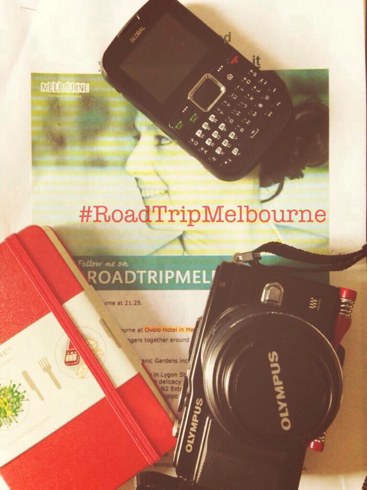 A dream come true: Australia #RoadTripMelbourne