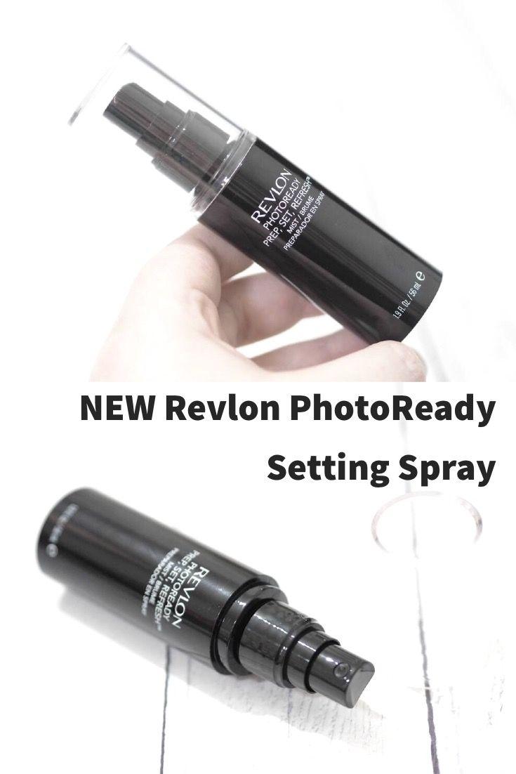 PhotoReady Prep, Set, Refresh Mist by Revlon #17
