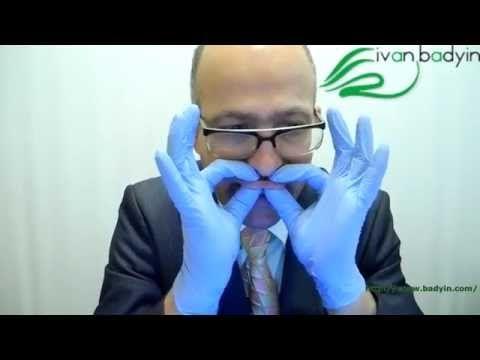 Урок 2. Интраоральный массаж Ивана Бадьина - YouTube