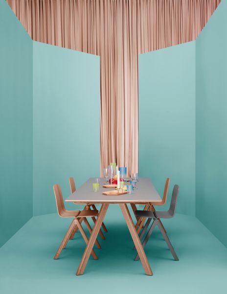 Krzesło Copenhague | Designzoo
