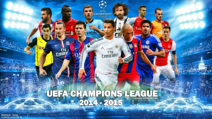 Tickets for Champions League on: www.footy-legend.com