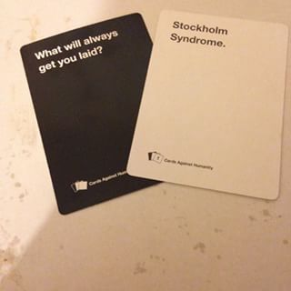 This season, on Orange is the New Black … | 18 Cards Against Humanity Combos That Will Make You Think Twice