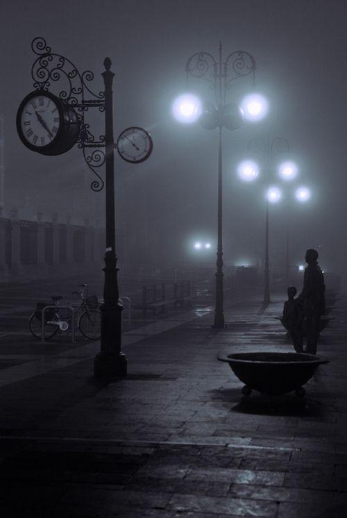 street light....