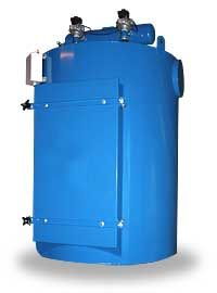 CARTRIDGE DUST COLLECTOR 7500 SILO - The Cartridge Dust Collector 7500 Silo has the same features as the Cartridge Dust Collector 7500, but is designed especially as a silo dust collector. The filter area is considerably larger than in that of common silo dust collectors.