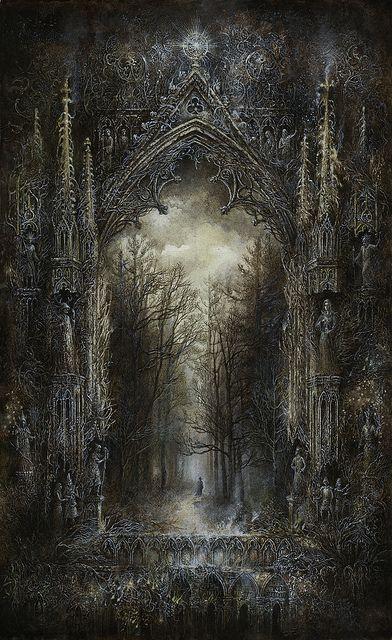 Yaroslav Gerzhedovich,Forest