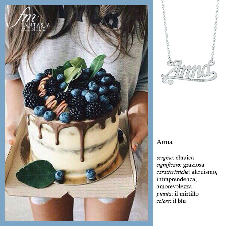 Collana con nome in Argento 925 by MyCharm. Shop http://www.fantasiamonile.com/it/gioielli-collane/10681-collana-lady-argento-nome-anna-my-charm-ag3nb02a-8435982623572.html?search_query=anna&results=4