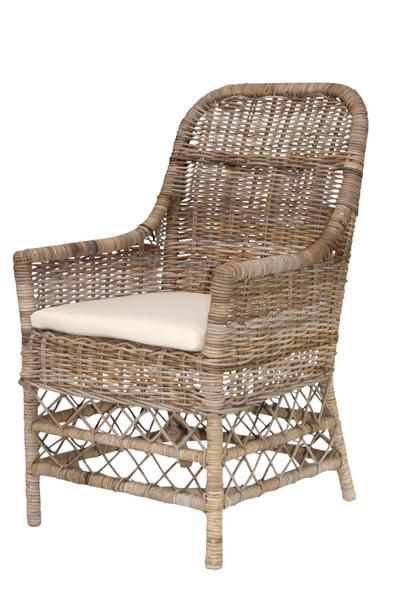 Raymond Rattan Carver Chair At Interiors Online Exclusive High End Furniture 5 Off First Order Australia Wide Delivery