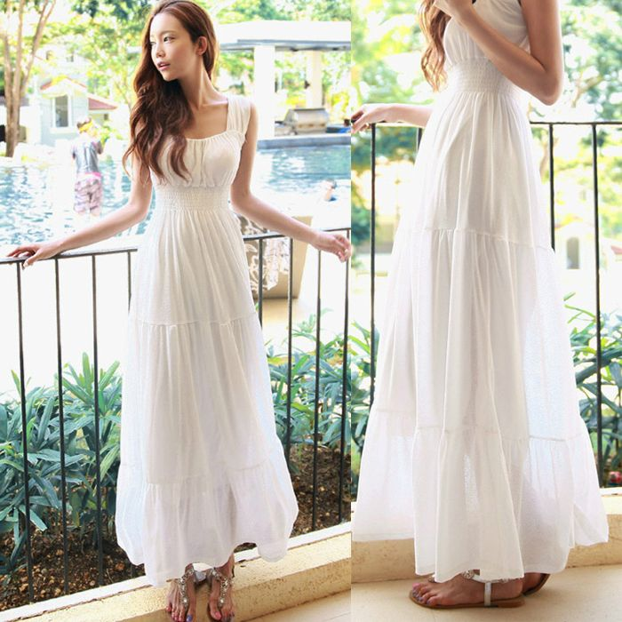 Best 25+ White sundress ideas on Pinterest | White summer ...