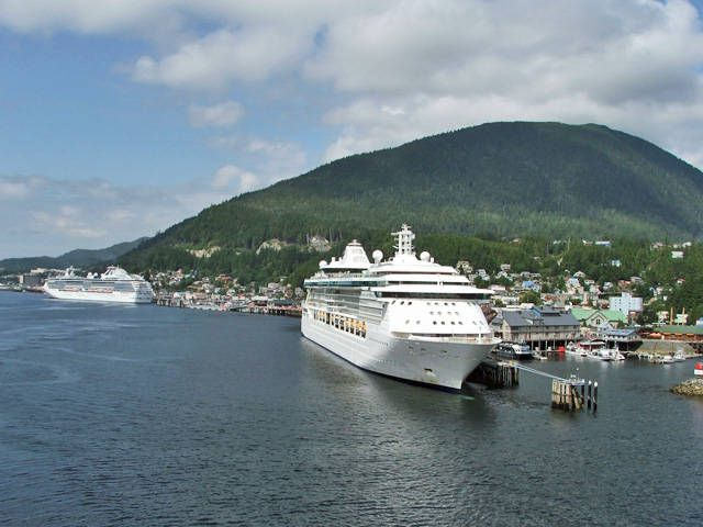 Alaska Inside Passage Cruise Pictures - Port of Call: Ketchikan, Alaska