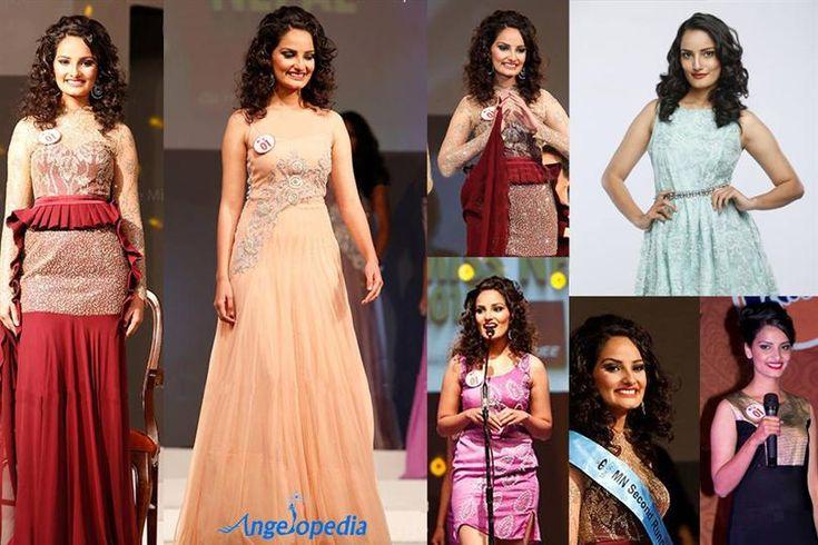 Medha Koirala Miss International Nepal 2015